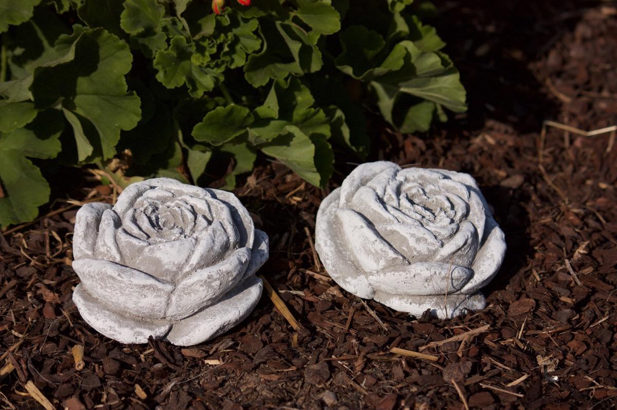 best rose aus stein deko gallery - ghostwire.us - ghostwire.us ...